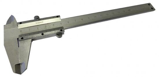 Штангенциркуль механічний 150мм Сталь 24415