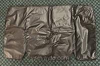 Утеплитель капота ВАЗ 2106  кожзам на войлоке, фото 1