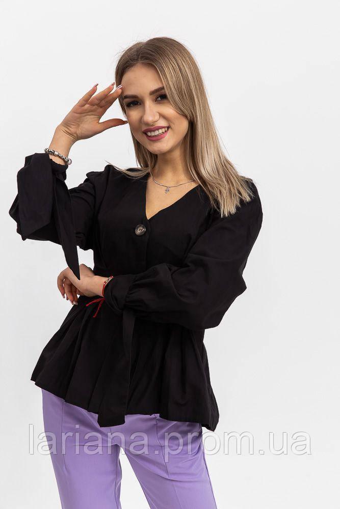 Блуза 103R0826 цвет Черный
