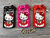 Резиновый 3D чехол для Samsung Galaxy J3 Hello Kitty (3 цвета)