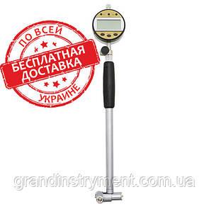 Нутромір цифрової з індикатором 18-35 мм (насадки 6 шт.) PROTESTER 5336-35