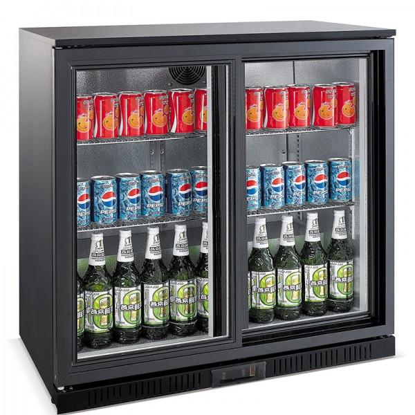 Барный холодильный шкаф EWT INOX  LG198S