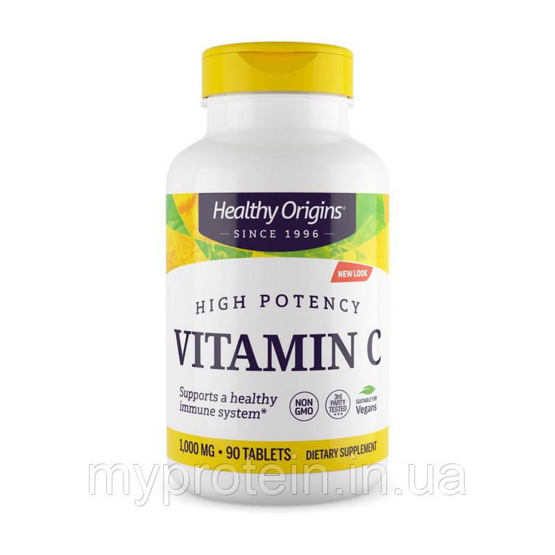 Healthy Origins Витамин СVitamin C 1000 mg90 tab