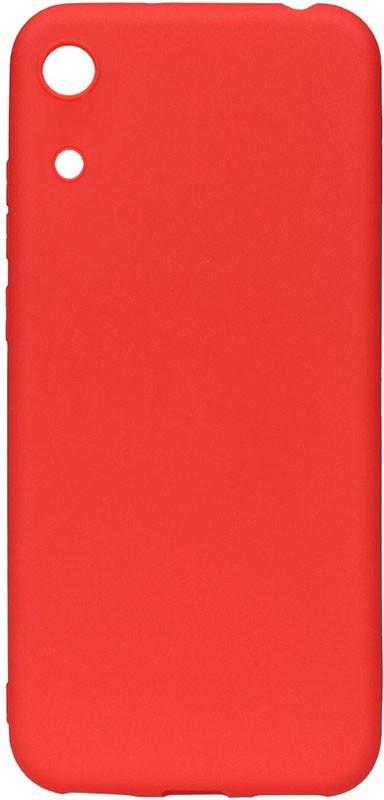Чехол-накладка TOTO 1mm Matt TPU Case Huawei Y6s Red #I/S