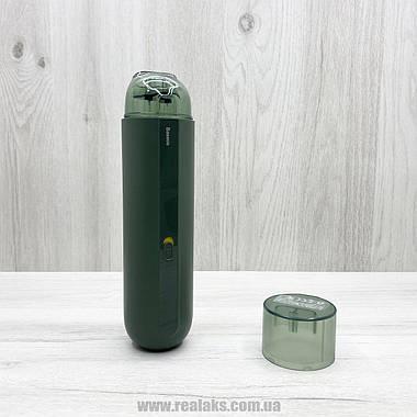 Автомобильный пылесос BASEUS A2 Car Vacuum Cleaner (green), фото 2