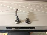 Двері вхідні металеві Булат Економ 850*2050 166 Дуб шале графіт, фото 8