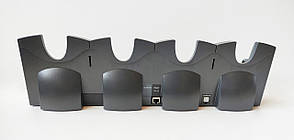 Подставка для зарядки терминалов Zebra CRD3X01-4001ER 4 слота. Motorola CRD3X01-4001ER. Зарядное устройство, фото 3