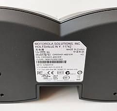 Подставка для зарядки терминалов Zebra CRD3X01-4001ER 4 слота. Motorola CRD3X01-4001ER. Зарядное устройство, фото 2