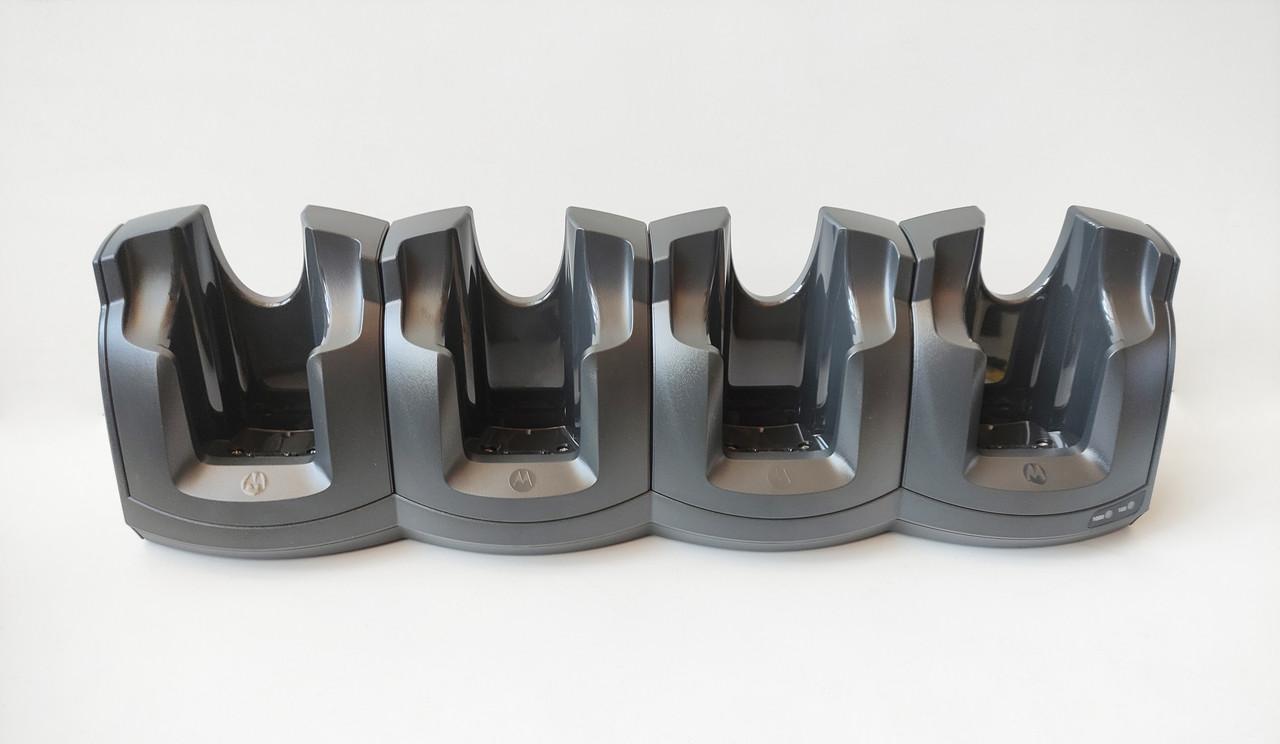 Подставка для зарядки терминалов Zebra CRD3X01-4001ER 4 слота. Motorola CRD3X01-4001ER. Зарядное устройство