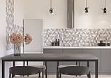 40х40 Керамическая плитка пол Moderno  Модерно серый, фото 4