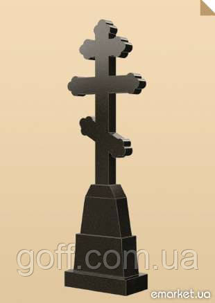 Гранитный крест на могилу
