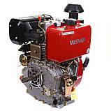 Двигатель дизельный Weima WM188FBE (12 л.с цилиндр съемный), фото 8