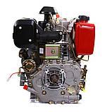 Двигатель дизельный Weima WM188FBE (12 л.с цилиндр съемный), фото 7