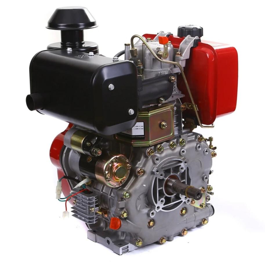Двигатель дизельный Weima WM188FBE (12 л.с цилиндр съемный)