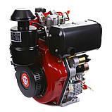 Двигатель дизельный Weima WM188FBE (12 л.с цилиндр съемный), фото 5