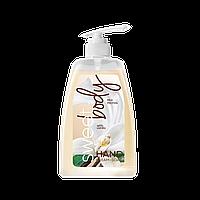 Крем-мило для рук живильне з ваніллю
