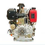 Двигатель дизельный Weima WM188FBE (12 л.с цилиндр съемный), фото 4