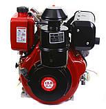 Двигатель дизельный Weima WM188FBE (12 л.с цилиндр съемный), фото 2