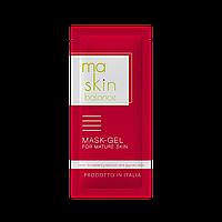 """Маска-гель для зрілої шкіри з екстрактом полуниці та гліколевою кислотою """"Elissir-gel"""""""