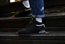 Зимние кроссовки Reebok Classic Winter Black ( Реплика ), фото 3