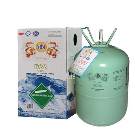 Фреон R22 Ice Loong (13.6 кг\баллон)