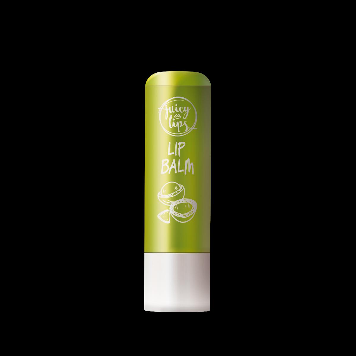 Бальзам Lip Balm. Macadamia oil