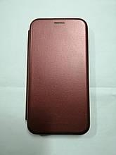 Чехол-книжка Nokia 6.1 Plus / X6 Level Marsala