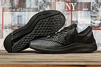 Кроссовки мужские 17076, Nike Zoom Winflo 6, черные, [ 41 42 43 44 45 ] р. 41-26,5см.