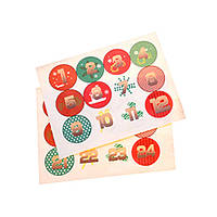 Рождественский адвент-календарь, комплект (24 дня) Arivans