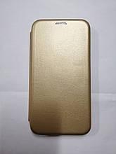 Чехол-книжка Nokia 6.1 Plus / X6 Level Gold