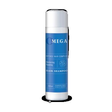 Шампунь для волос 250 мл. Джерелия jerelia Шампунь для волосся. Omega hair shampoo