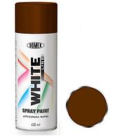 8017/Аерозоль DOMEX 400мл темно-коричневий