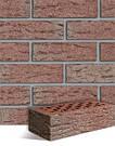 Клинкерный кирпич Victoria Roben красный, фото 2