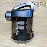 Пылесос колбовый 3.5 л НЕРА-фильтр Rainberg RB-655 2500W, фото 9