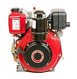Двигатель дизельный Weima WM178FЕ (6.0 л.с. эл.стартер), фото 2