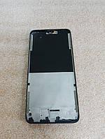 Средняя часть корпуса (дисплейная подложка) для Xiaomi Redmi 8 оригинал б/у с раборки