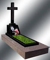Памятник крест, крест из гранита