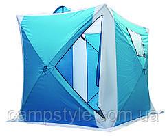 Зимняя палатка куб Lanyu LY-1940 Blue