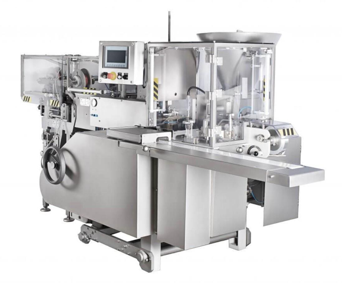 Автомат для упаковки плавленого сыра Fasa ARU