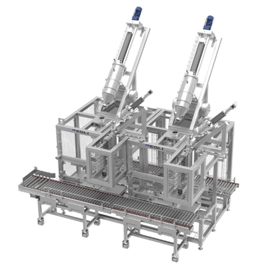 Автомат для фасовки сливочного масла в монолит Fasa EKF