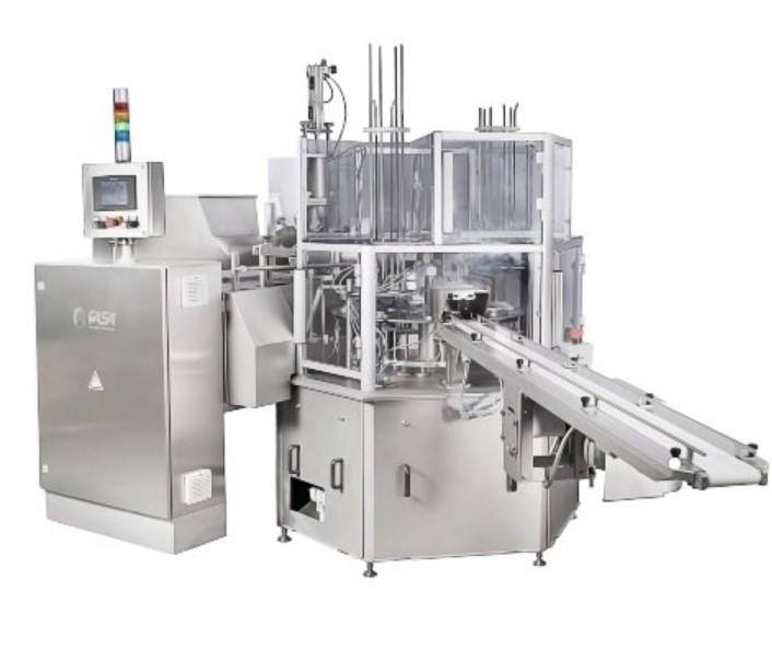 Автомат для фасовки в пластиковые контейнеры Fasa RFS 40