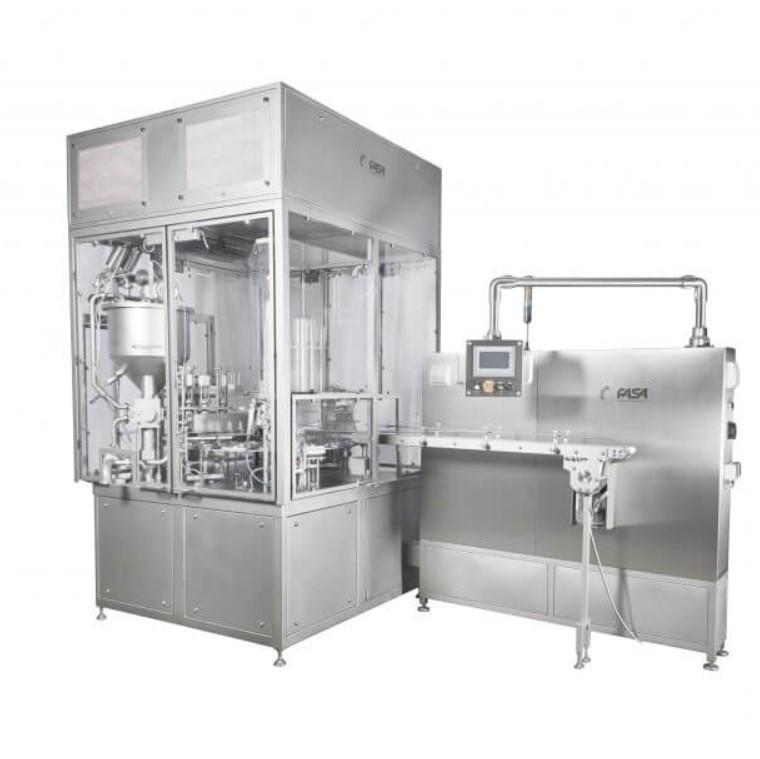 Автомат для фасовки в пластиковые контейнеры Fasa RFS 120