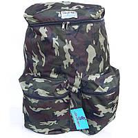 Рюкзак для рыбалки и охоты SkyFish 60 л большой водонепроницаемый