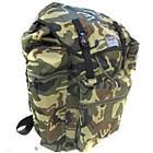 Рюкзак для рыбалки и охоты SkyFish 40 л средний водонепроницаемый, фото 3