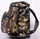 Рюкзак для рыбалки и охоты SkyFish 40 л средний водонепроницаемый, фото 2
