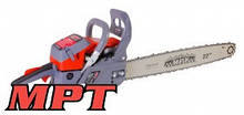 """MPT  Пила цепная бензиновая, 2300 Вт, 58 см3, 550 мм/22"""", плавный пуск, Арт.: MGS5801-22"""