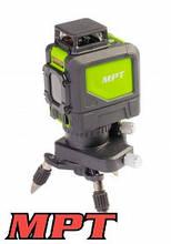 MPT  Уровень лазерный H360+V, 2 лазерные головки GREEN, 0.3мм/м, 45м, тренога, сумка, Арт.: MLL505