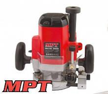 MPT  Фрезерная машина PROFI 1950 Вт, 5000-22000 об/мин, цанга 6-12 мм, ход фрезы 60 мм, аксесс. 8 шт, Арт.: