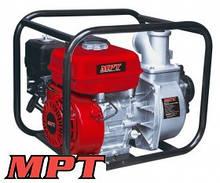 MPT  Мотопомпа бензиновая 4-х тактная 5200 Вт/7 л.с., 212 см. куб., вход/выход 50 мм, 28 м. куб/час, Арт.: