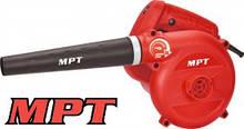 MPT  Воздуходувка 400 Вт, 3 м.куб/мин, 0 - 14000 об/мин, регулировка скорости, режим пылесоса, Арт.: MAB4006V
